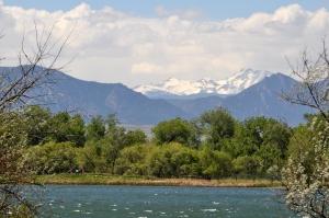 Front Range of Rockies