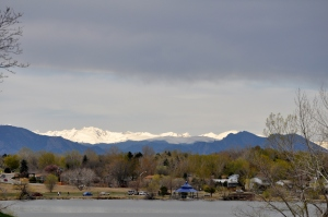 Front Range of Rockies