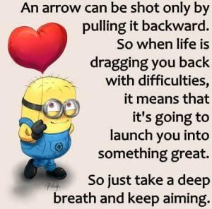 arrows - aiming