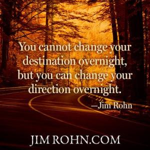 Change Your Direction