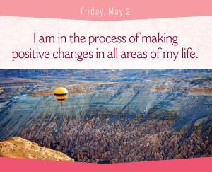 Louise Hay: Changes