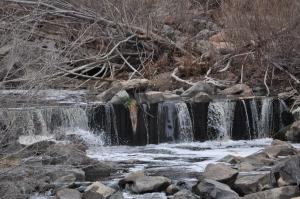 Low water flow