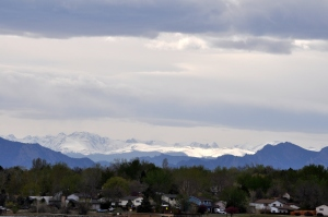 Mt Evans, Front Range, CO