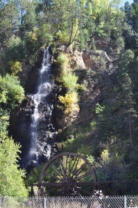 Bridal Veil Falls, Idaho Springs, CO