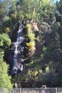 Bridal Veil Falls, Idaho Springs, CO