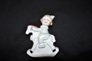 Clown on Hobby Horse
