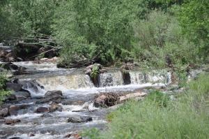 Heavy Water Flow