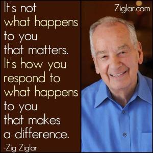 Your response makes a difference