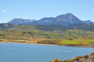 Green Mtn Reservoir CO