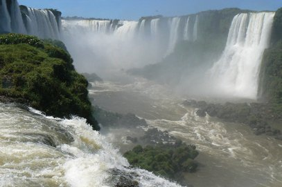brazil-pantanal-iguazu Falls